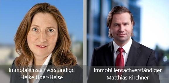 Immobiliensachverständige Uder-Heise und Kirchner