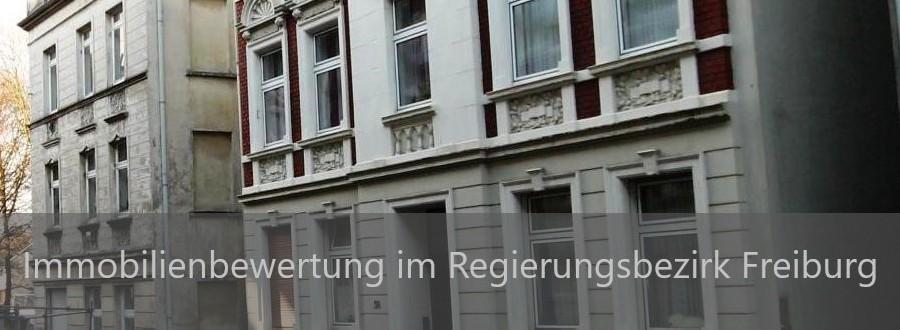 Immobilienbewertung Regierungsbezirk Freiburg