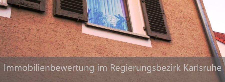 Immobilienbewertung Regierungsbezirk Karlsruhe