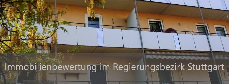 Immobilienbewertung Regierungsbezirk Stuttgart