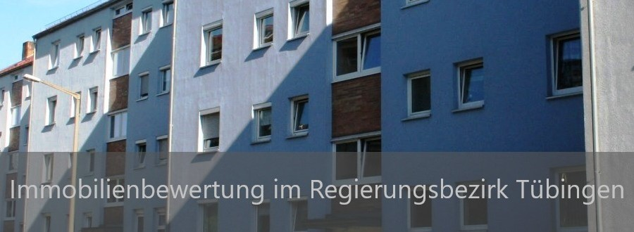 Immobilienbewertung Regierungsbezirk Tübingen